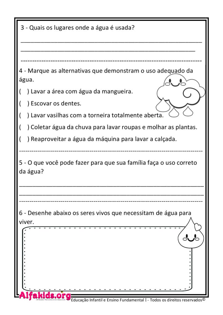 Atividades de Ciências 3º Ano: Texto informativo e atividades relacionadas - Alfakids.org